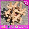 Il Irregular calcola il gioco di intelligenza, giocattolo di legno di intelligenza, giocattolo di legno di intelligenza. Giocattolo di legno prescolare W11c020 di intelligenza