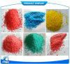 Les taches colorées/taches colorées/ont coloré des taches de sulfate de sodium/ont formé les taches colorées