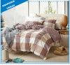 格子デザイン3部分の羽毛布団の寝具