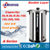 Electrical Appliances Stainless Steel Sabbath Tea Coffee Urn Electric Hot Water Urn