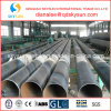 Welded espiral Steel Pipe para Contruction Work Pipe