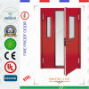 Fogo Rated Door/Fire Proof Steel Door com UL Intertek BS Certificate (BN-FRS113Z)