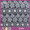 Ткань шнурка цветка звезды Lita B7089