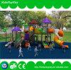 Equipamento ao ar livre usado comercial do campo de jogos das crianças do divertimento (KP1512058)