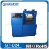 Máquina que calandra de la materia textil del laboratorio (GT-D24)