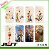 Caja suave impresa animal loco del teléfono móvil de TPU para el iPhone 6 6s