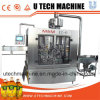 Máquina de rellenar del petróleo automático con la línea /Machine del CE y del relleno