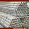 Tubulação de aço galvanizada HDG do tubo