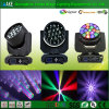 19PCS*15W*LED*Bee Eyes Osram RGBW Moving Head Wash Beam Effect Light con Zoom