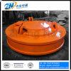 MW5-120L/1-75を持ち上げる圧延製造所のスクラップのための75%の使用率の鋼鉄スクラップの持ち上がる電磁石