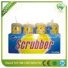 Гальванизированные шарик шерстей/размыватель сетки для чистки как цена инструмента чистки раковины кухни
