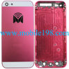 Color cor-de-rosa Original Housing Rear Cover para o iPhone 5 de Apple