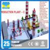Tageslicht-hoch technische konkrete Kleber-Straßenbetoniermaschine-Ziegeleimaschine