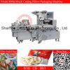 Toffee-Süßigkeit-Schnitt-Verpackungs-Maschinen-Kissen-Typ Verpackungsmaschine