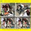 人の最もよいスポーツは蹄鉄を打つ2015の卸し売り使用されたスポーツの靴(FCD-005)に