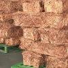 Alto desecho 99.0%Min del alambre de cobre de Putiry para el grado industrial