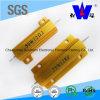 El aluminio del oro del precio competitivo contuvo el resistor con Ts16949