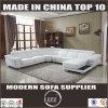 Sofa sectionnel de forme de la salle de séjour U de sofa de divan