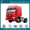 Camion d'entraîneur de Sinotruk HOWO 4X2