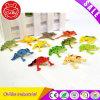 小型ビニールの動物のシミュレーションのカエルのおもちゃ