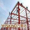 Wiskind prefabricó el almacén de acero del edificio