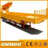 Chhgc 3axleの貨物および塀のセミトレーラー