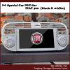 フィアット500 (HP-6210)のためのHEPAの特別な車DVD GPS