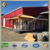 Edificio ecuestre prefabricado aprobado de la estructura de acero del SGS