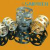 Pall Ring A Indústria Padrão Embalagem Aleatória Feita De Metal Plástico e Material Cerâmico