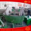 Minério do ouro que mmói o moinho molhado da bandeja