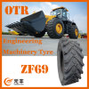 Technik-Maschinerie-Reifen, E-2/L-2 Reifen, schräger OTR Reifen