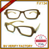 Fx134 Material Envirenmental Friendly Wood Sunglasses Made в Wenzhou