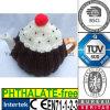 Chandail confortable de théière de couverture de Knit de gâteau