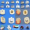 Детали национального праздника UAE, магнитное Badgs, штыри отворотом