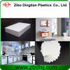 Tarjeta impermeable blanca de la espuma del PVC del espesor del plástico 18m m para los muebles