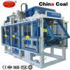 Machines de fabrication de brique automatiques du bloc Qtf8-15