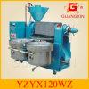 Máquina combinada automática de la prensa de aceite