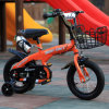 Neue Art 2014 12 Zoll-einzelnes Geschwindigkeits-Kind-Fahrrad für Mädchen mit dem Trainings-Rad hergestellt im China-Kind-Fahrrad