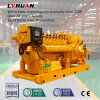 conjunto de generador de la biomasa 1000kw para la potencia de la gasificación de la biomasa