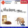 Boulette d'aliments pour animaux d'aliments pour chiens faisant la machine d'extrudeuse
