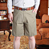 2016 Novo Design Atacado Custom Man Slim Fit Cotton Fashion Short Pants
