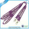 Alta qualità Custom Nylon Lanyard Strap Key Chain da vendere