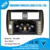 S100 7 '' Lecteur DVD de voiture GPS intégré Bluetooth Image dans l'image pour la Nouvelle Toyota Prado
