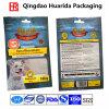 Раговорного жанра мешок собаки/кота/упаковки еды с застежкой -молнией и ясным окном