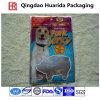 Plastikreißverschluss-Nahrung- für Haustierebeutel für Kaninchen-Meerschweinchen-Chinchillas