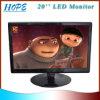 Brandnew монитор HDMI дюйма СИД широкого экрана 20 панели