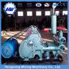 Bomba de fango del duplex de la serie de Hw para la perforación del receptor de papel de agua