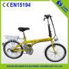 Складывая велосипед светлого ребенка электрический