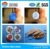 Kundenspezifische bedruckbare NFC RFID Metallkennsätze, anhaftende Anti-Metall-RFID Marken