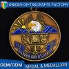 Rifornimento per le medaglie di oro tedesche di stampa di marchio